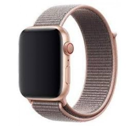 Ремешок для Apple Watch 42mm/44mm Sport Loop Pink Sand (OEM)