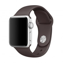 Ремешок для Apple Watch 38mm/40mm Sport Band Cocoa (OEM)