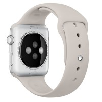 Ремешок для Apple Watch 42mm/44mm Sport Band Stone (OEM)