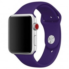 Ремешок для Apple Watch 42mm/44mm Sport Band Ultra Violet (OEM)