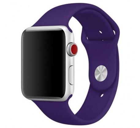 Ремешок для Apple Watch 38mm/40mm Sport Band Ultra Violet (OEM)