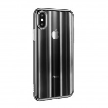 Чехол для iPhone X Baseus Aurora Case Black