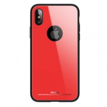 Чехол для iPhone X Rock Brilliant Series Red