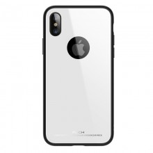 Чехол для iPhone X Rock Brilliant Series White