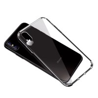 Чехол для iPhone X Rock Pure Transparent