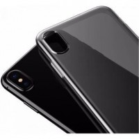 Чехол для iPhone XS Baseus Simplicity Case Transparent Black