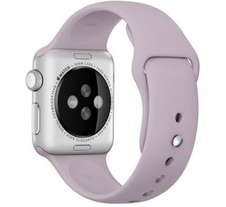 Ремешок для Apple Watch 38mm/40mm Sport Band Lavender (OEM)