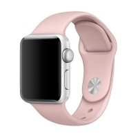 Ремешок для Apple Watch 38mm/40mm Sport Band Pink Sand (OEM)