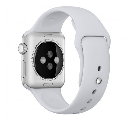 Ремешок для Apple Watch 38mm/40mm Sport Band Fog (OEM)