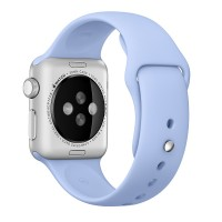 Ремешок для Apple Watch 38mm/40mm Sport Band Lilac (OEM)