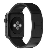 Ремешок Apple Link Bracelet for Apple Watch 42mm/44mm Black (OEM)