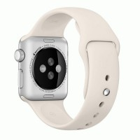 Ремешок для Apple Watch 38mm/40mm Sport Band Antique White (OEM)