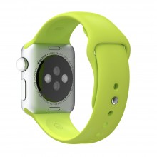 Ремешок для Apple Watch 42mm/44mm Sport Band Green (OEM)