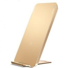 Беспроводное зарядное устройство Baseus Multifunctional Wireless Charging Pad With Type-C Cable Gold WXHSD-0V