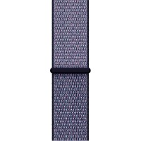 Ремешок для Apple Watch 38mm/40mm Sport Loop Midnight Blue (OEM)