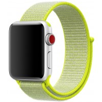 Ремешок для Apple Watch 38mm/40mm Sport Loop Flash Light (OEM)