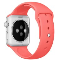 Ремешок для Apple Watch 38mm/40mm Sport Band Coral (OEM)