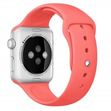 Ремешок для Apple Watch 42mm/44mm Sport Band Coral (OEM)