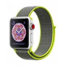 Ремешок для Apple Watch 42mm/44mm Sport Loop Flash (OEM)